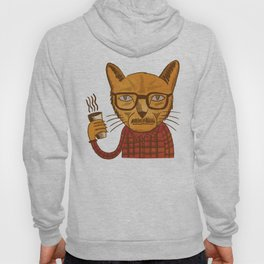 Working with designers is like herding cats Hoody