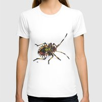 bug T-shirts featuring Bug by MSRomeiro