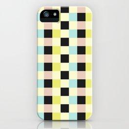 CHECKS iPhone Case