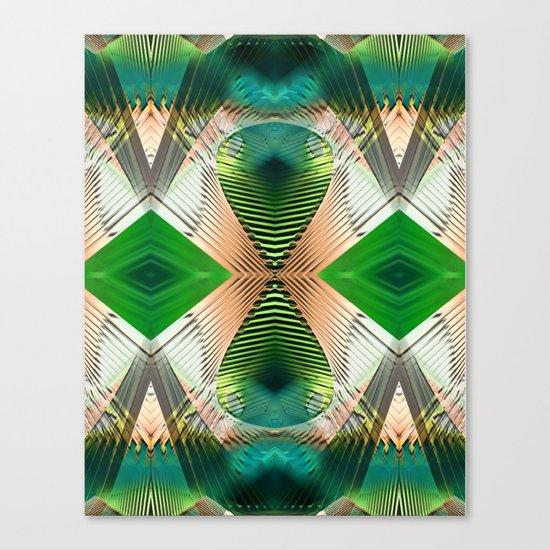 The Plectrum Canvas Print