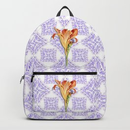 Daylily Lace Backpack