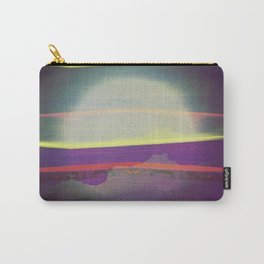 Signs in the Sky Collection - Falling Moon Carry-All Pouch