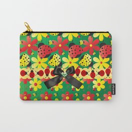 Ladybug Hoopla Carry-All Pouch