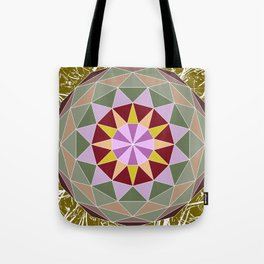 Spiny Star Tote Bag