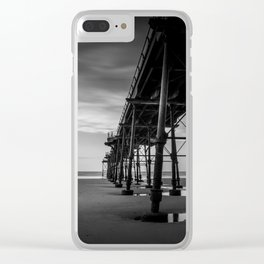 Iron Giant Clear iPhone Case