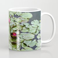 lotus flower Mugs featuring Lotus by Melissa Schantz Photography