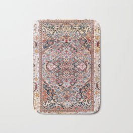 Sarouk Arak West Persian Rug Print Bath Mat