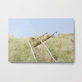Sanddune, Egmond aan Zee Metal Print