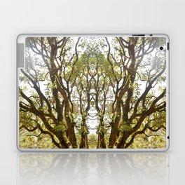Mirrored Trees 8 Laptop & iPad Skin