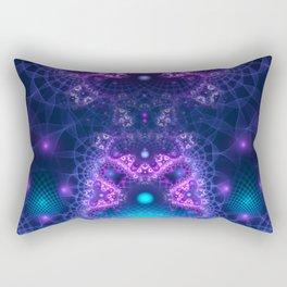 Fractal Flame 2 Rectangular Pillow