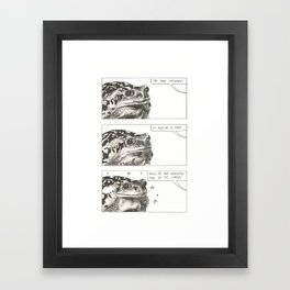 part 2 Framed Art Print