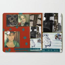 Crimson Duchess PR Cutting Board