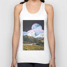 Later In Time Unisex Tank Top