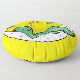 Dinosnore Floor Pillow