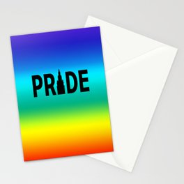 Cleveland LGBTQ Pride Terminal Tower Stationery Cards