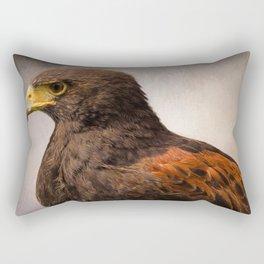 Wildlife Art - Meaningful Rectangular Pillow