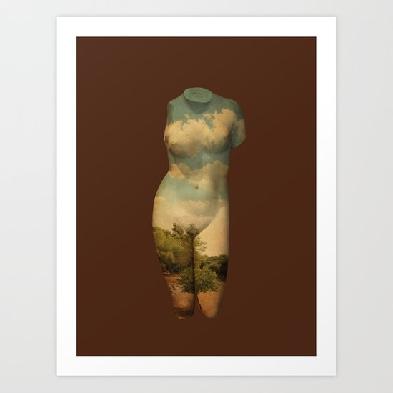 Paradame Shift x Pristine Art Print