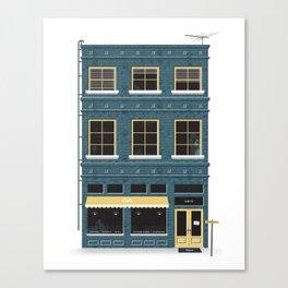 Market St. Canvas Print