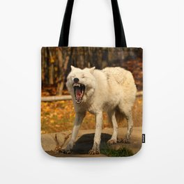I'll huff and I'll puff and I'll blow your house down Tote Bag