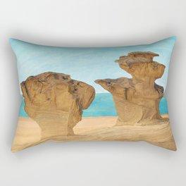 Gredas from Bolnuevo Rectangular Pillow