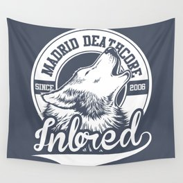Inbred Wolf Wall Tapestry