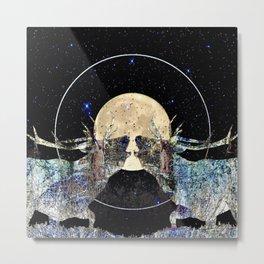 Winter Song II Metal Print