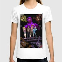fnaf T-shirts featuring fnaf by Fateless Knight