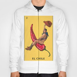 El Chile Hoody