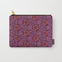 Plum Carry-All Pouch