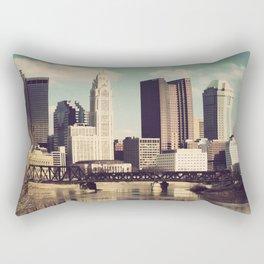 Columbus Ohio 4 Rectangular Pillow