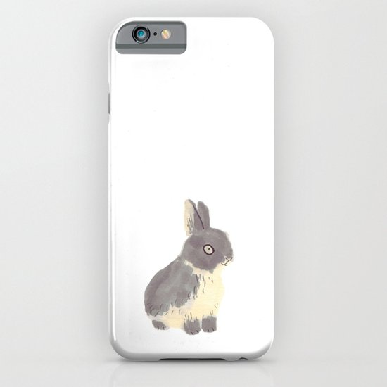 Rabbits and bunnies iPhone & iPod Case