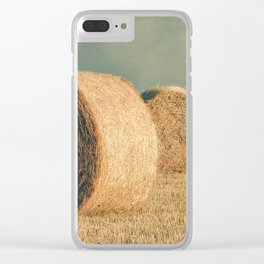 Bales Clear iPhone Case