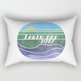 Earth Day 2017 Rectangular Pillow