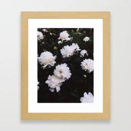 May / 7:18 p.m. Framed Art Print