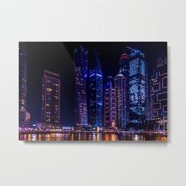 Dubai 31 Metal Print
