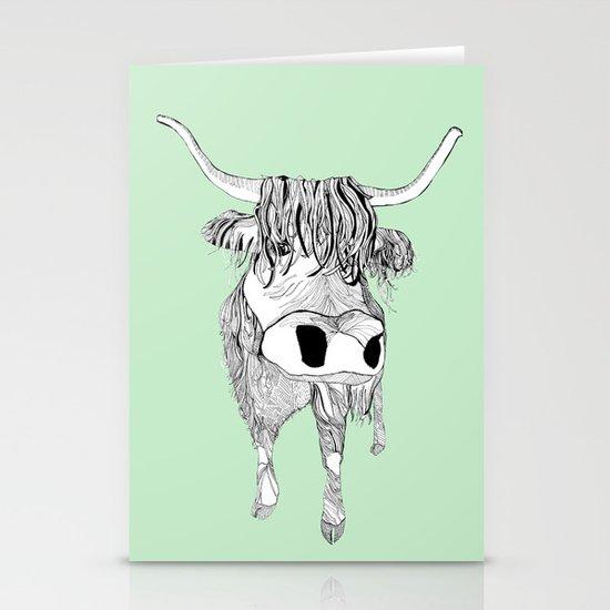 Highland Stationery Cards