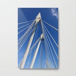 Aim for the sky Metal Print