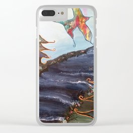 River So Long Clear iPhone Case