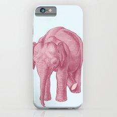 Pink elephants and the emperor of icecream Slim Case iPhone 6s