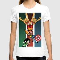 powerpuff girls T-shirts featuring Powerpuff Girls by milanova