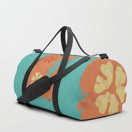coral sea seahorse Duffle Bag