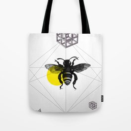 Zoologica Serie: Determination Tote Bag