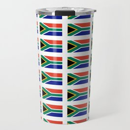 flag south africa 2,  African,Afrikaans,Mandela,apartheid, Johannesburg,Soweto,Pretoria,Durban,Tembi Travel Mug