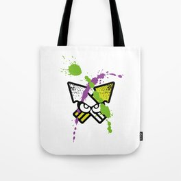 Splatoon - Turf Wars 2 Tote Bag