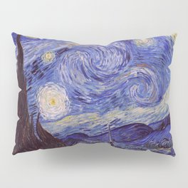 Vincent Van Gogh Starry Night Pillow Sham