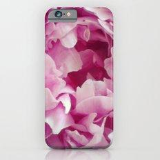 I Love peonies Slim Case iPhone 6s