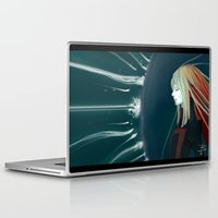 shield Laptop & iPad Skins featuring Shield by Cruz'n Creations