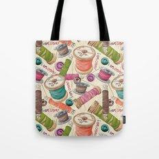I Am Crafty Tote Bag