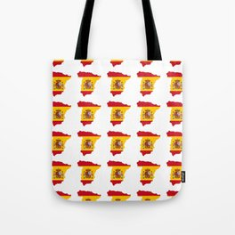 Flag of spain 3-spain,espana, spanish,plus ultra,espanol,Castellano,Madrid,Barcelona Tote Bag