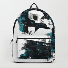 Turquoise Fuss Backpack